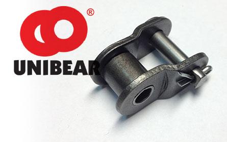 Unibearv ข้อต่อครึ่งข้อ 1 ชั้น