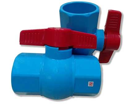Octaconal-ball-valve